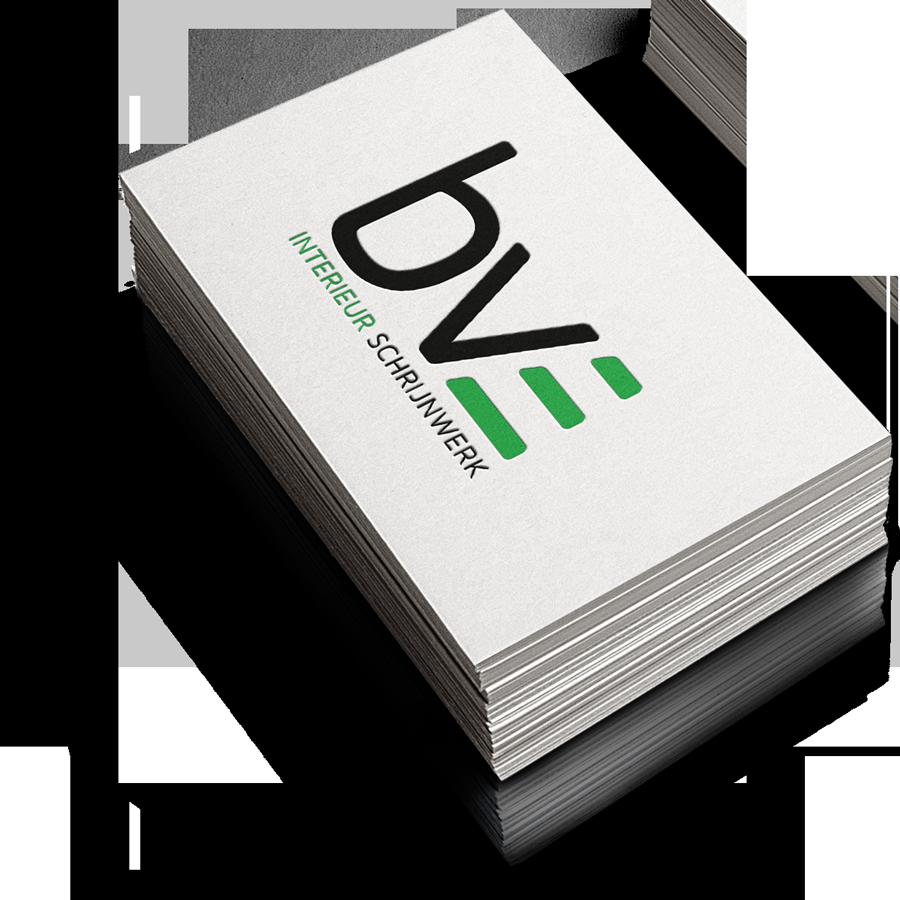 ontwerp logo en huisstijl BVE