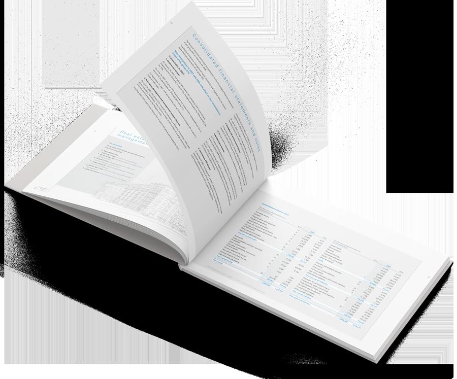 ontwerp en opmaak jaarverslagen